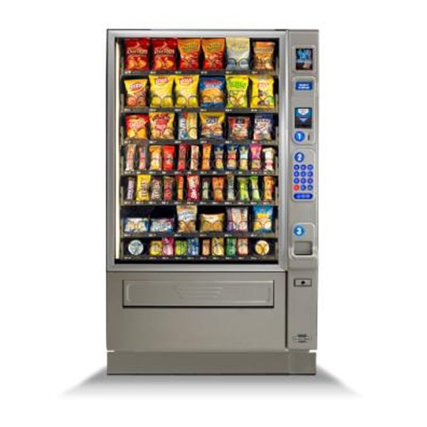 Why install a vending machine?