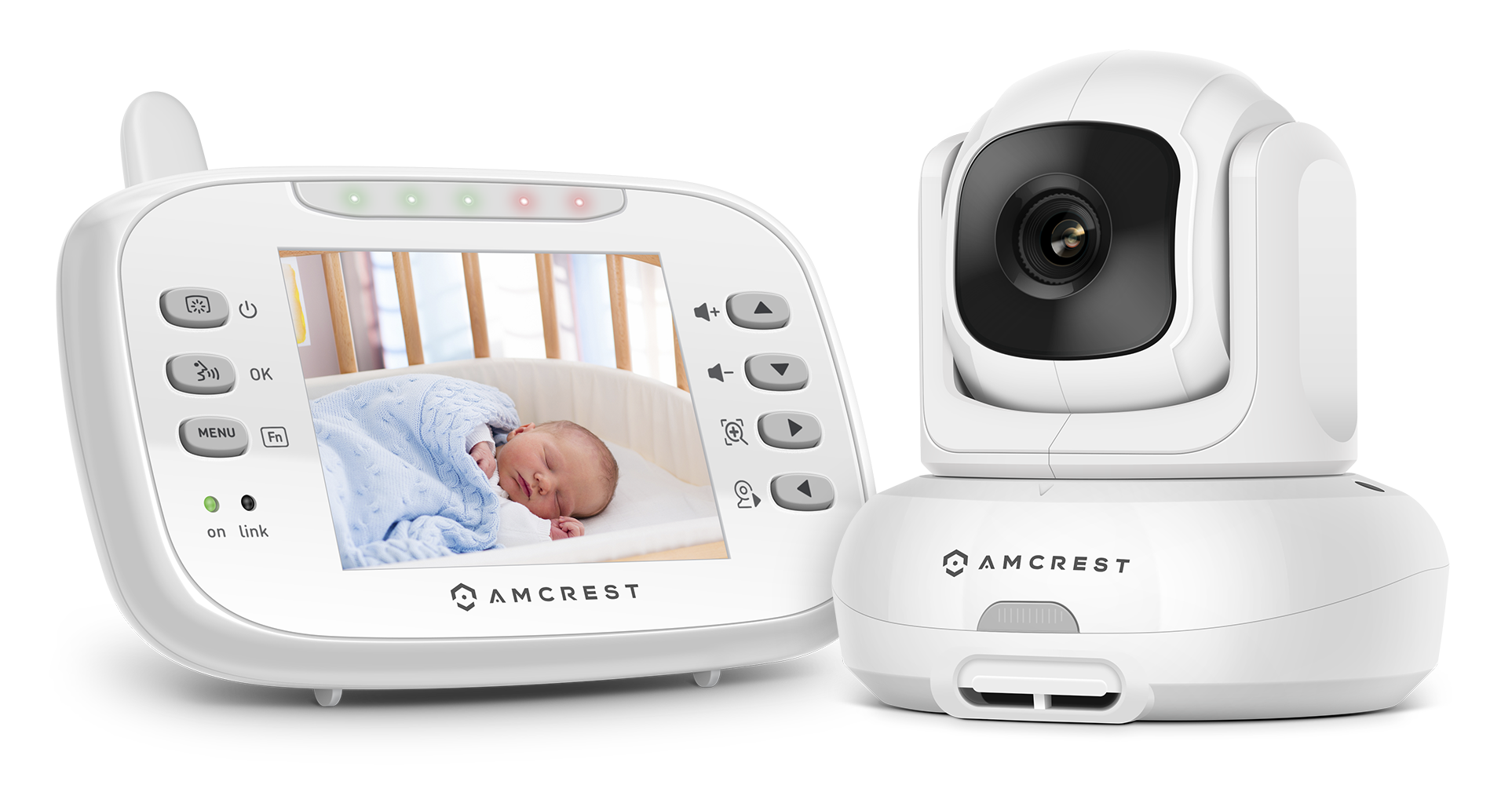 Best Baby Monitors For Distance 2020