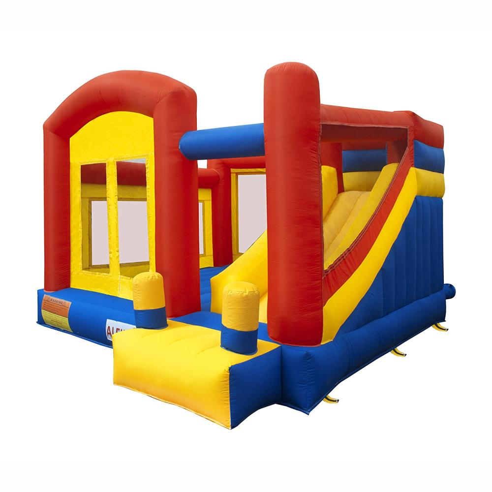 What are bounce houses?