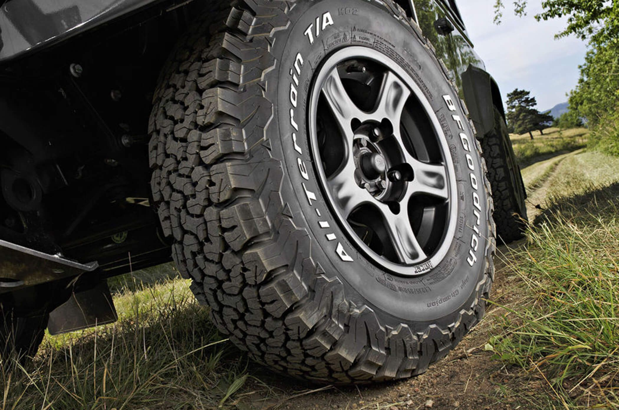 Best All Terrain Tires For Snow And Ice 2020