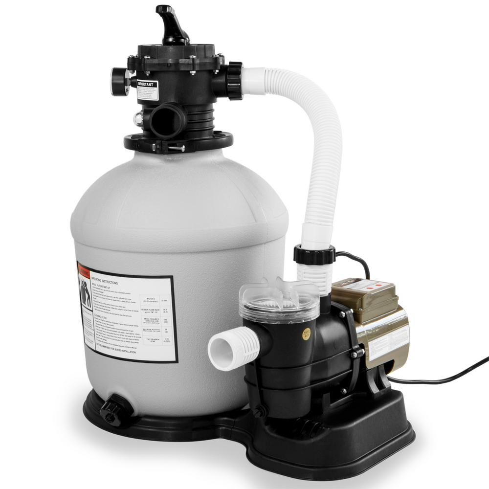Best Sand Filters For Above Ground Pools 2020