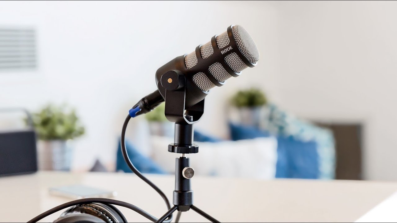 Best Dynamic Microphones For Podcasting 2020