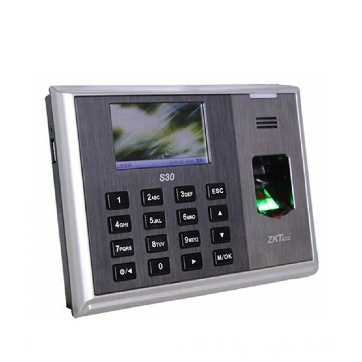 What is Biometric Time & Attendance system?
