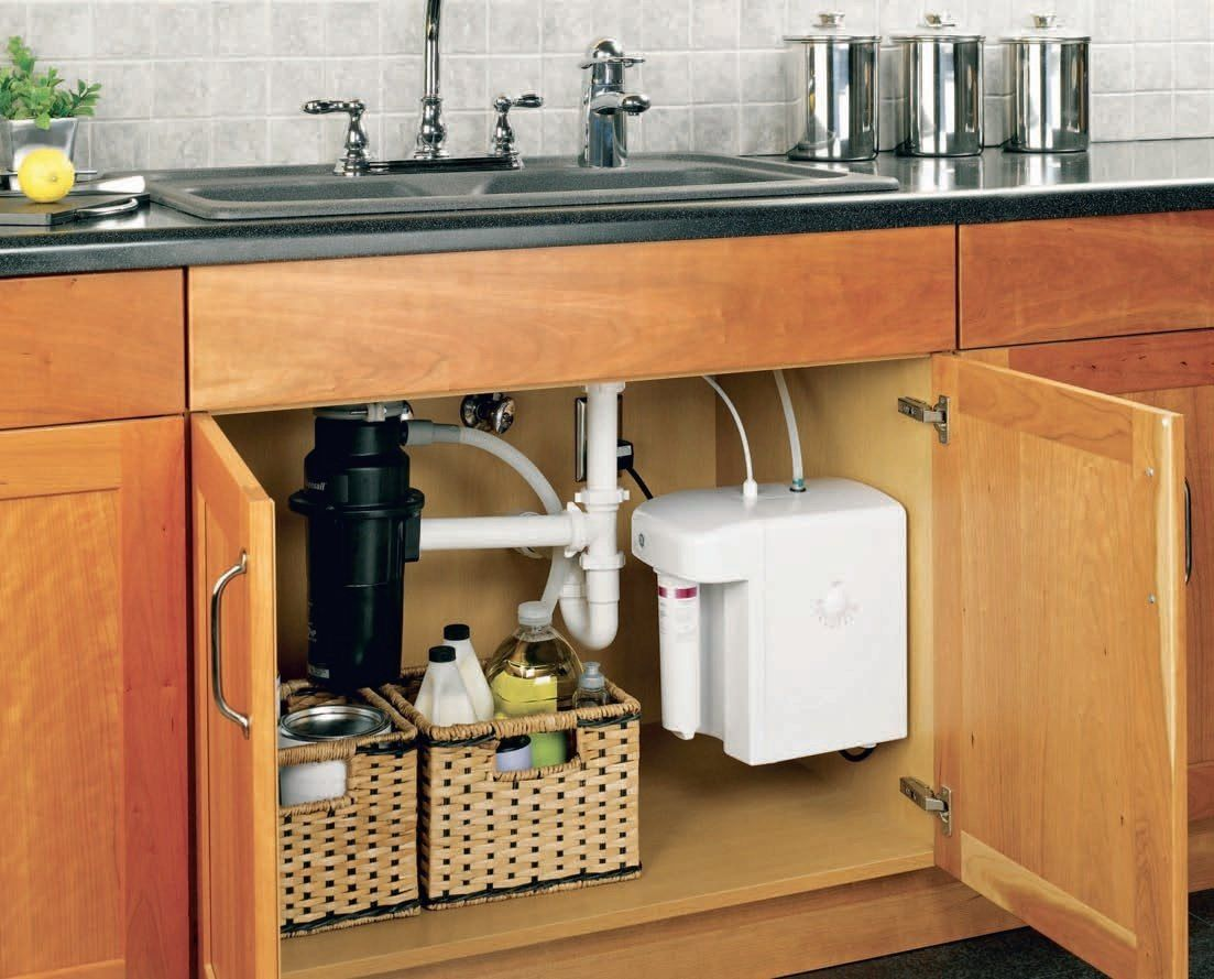 Best Under Counter Water Filtration Systems 2020