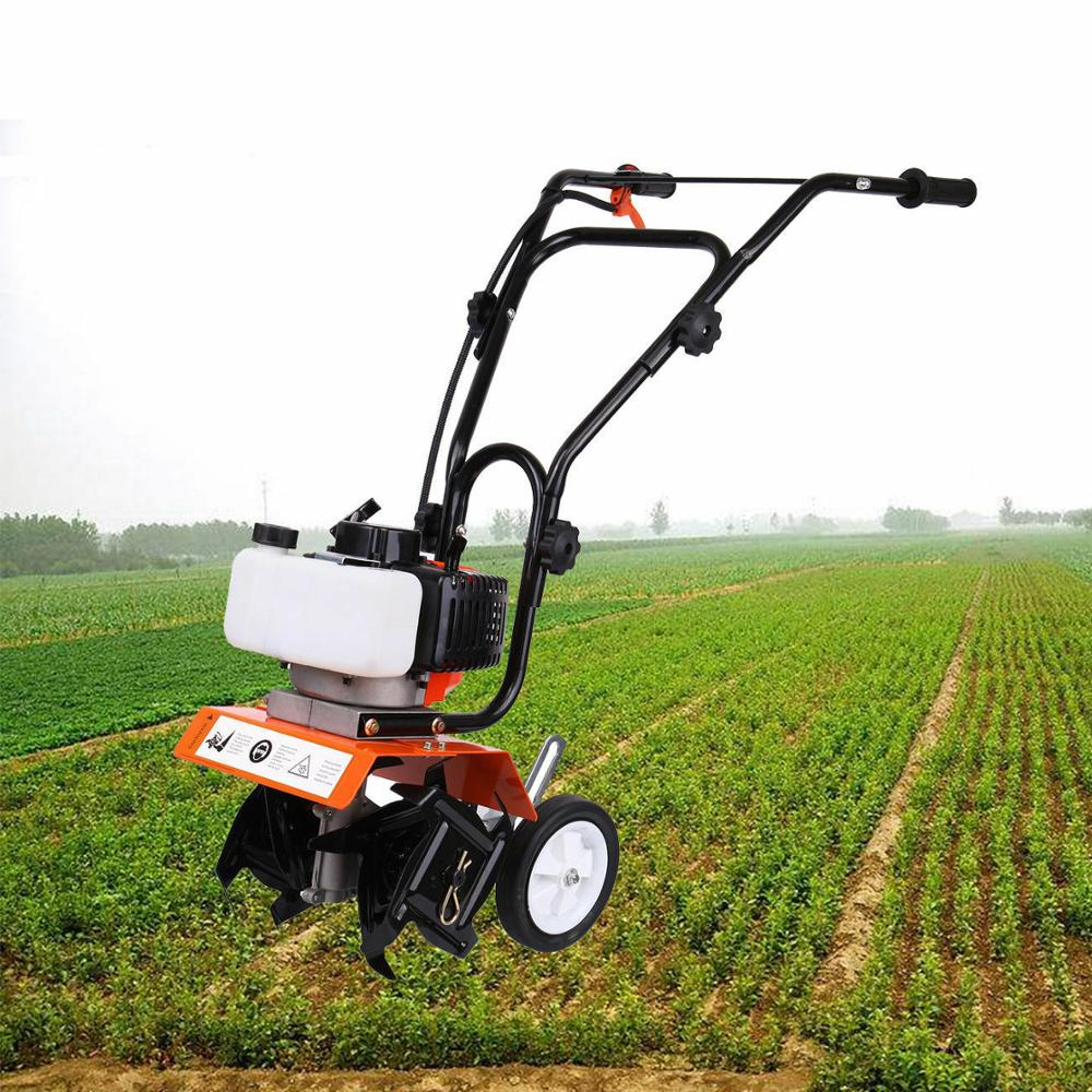 What can a tiller do for your cultivation?