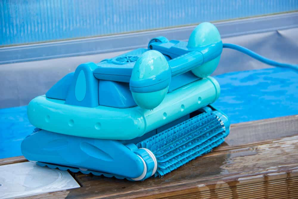 What is the easiest way to clean your pools?