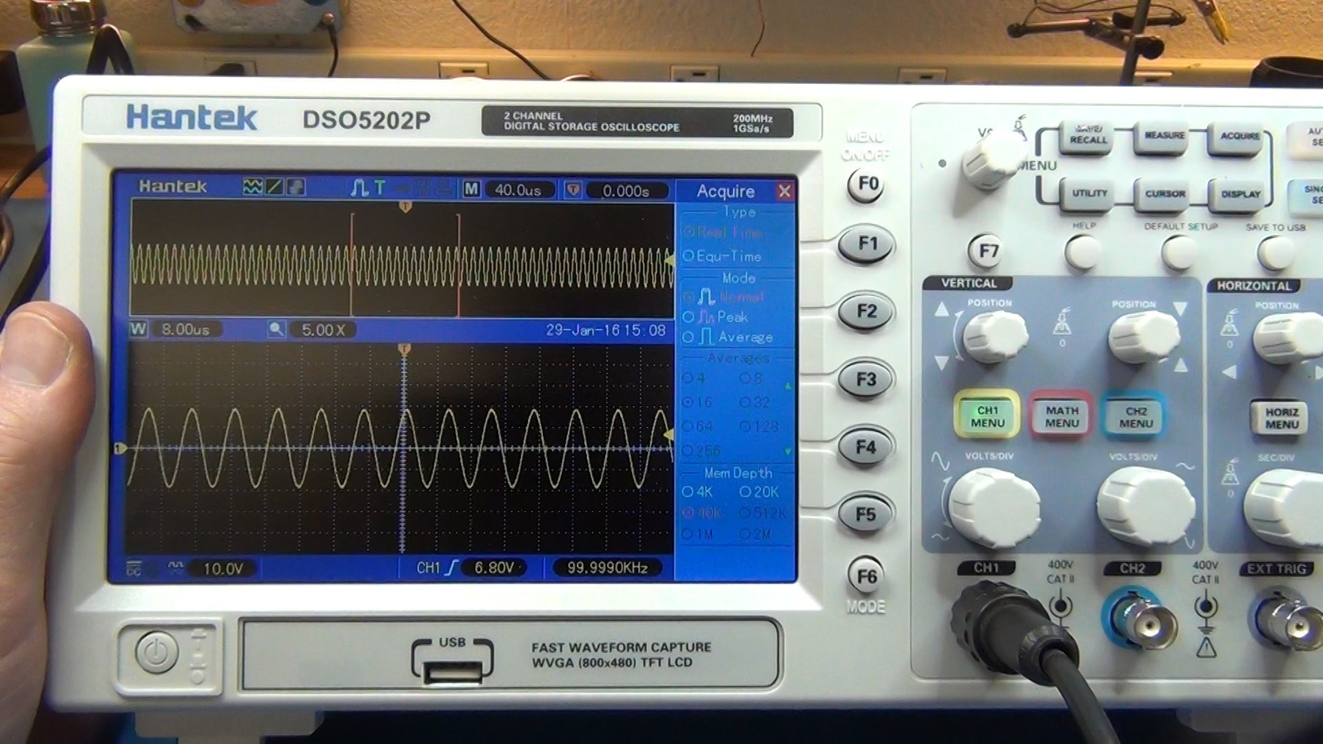What Are The Uses And Benefits Of Oscilloscopes?