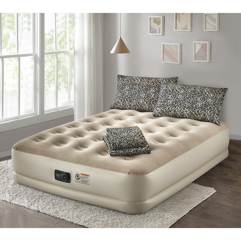 Best Air Beds For Heavy Persons 2020