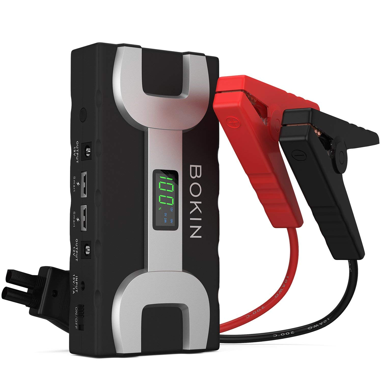 Best Jump Starters for V8 Engines 2020