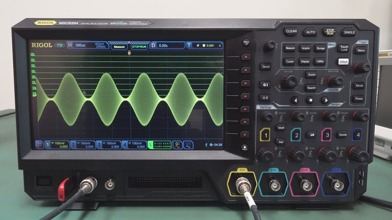 Best Oscilloscopes for Beginners 2020