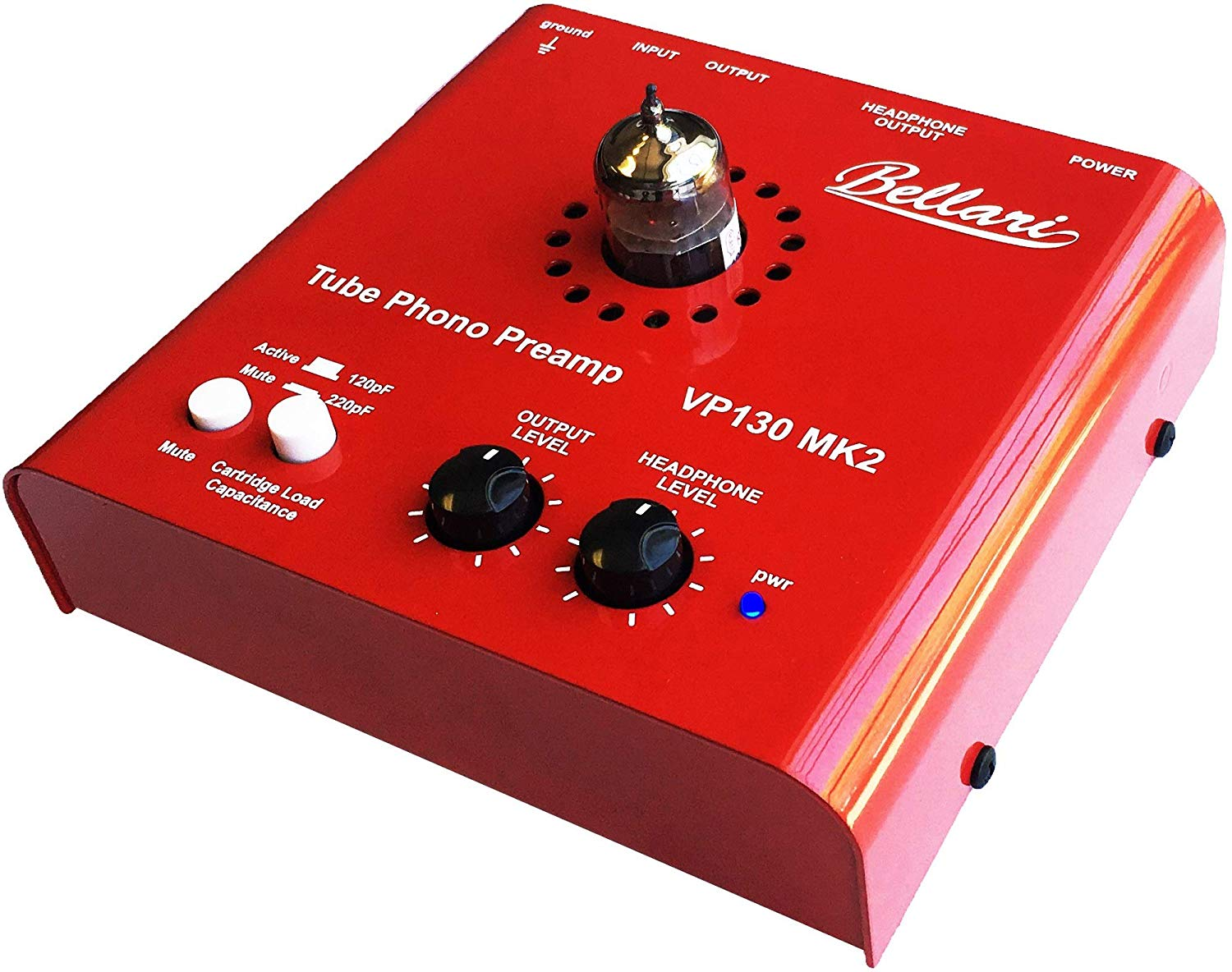 Benefits of tube type preamps