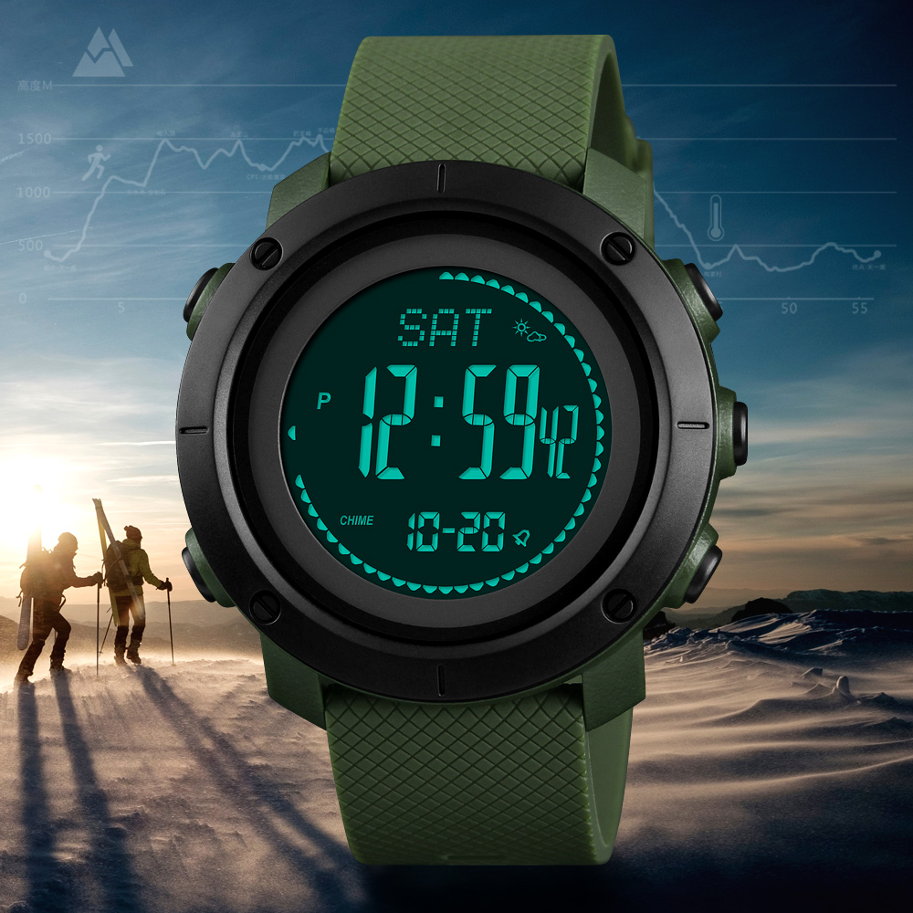 Best Hiking Watches under $200 2020