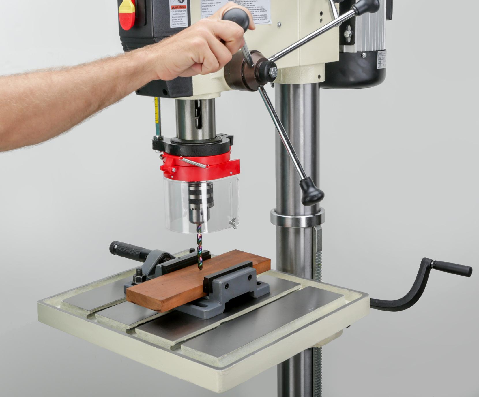Why drill press machines are used?