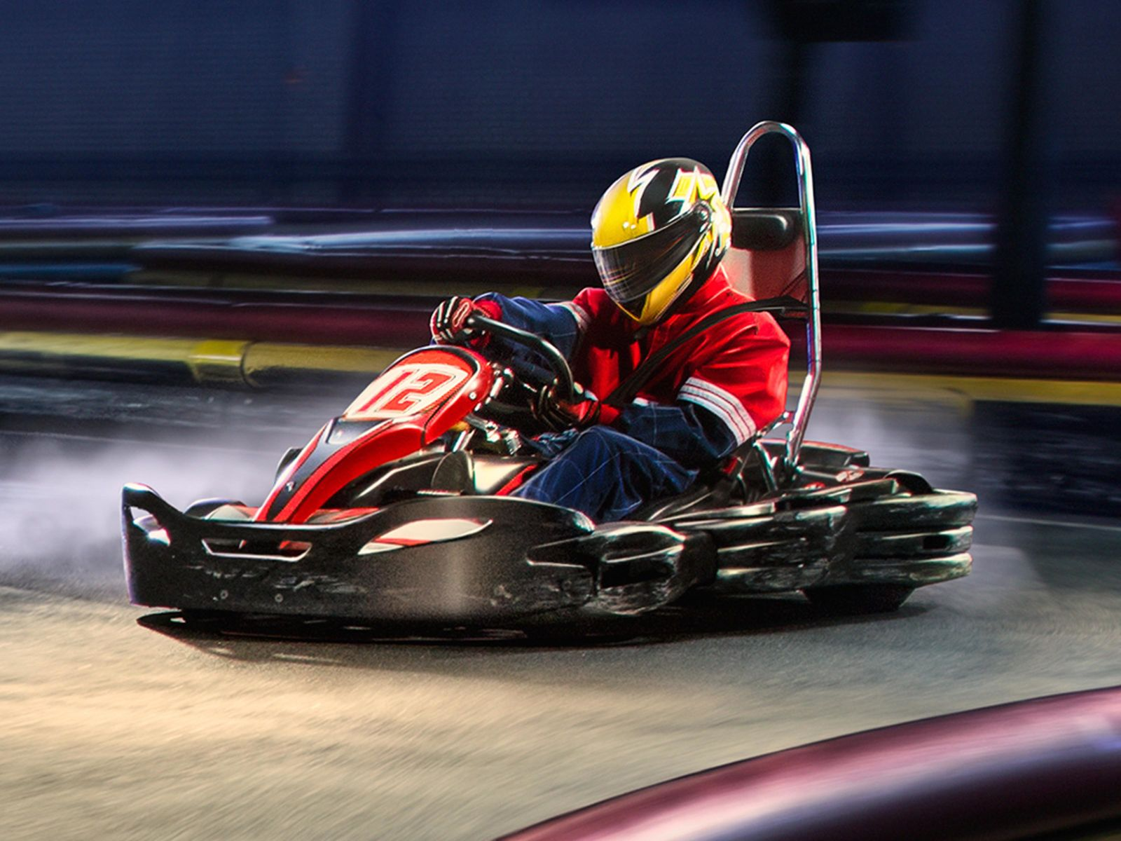 Why go-karts are fun for kids?