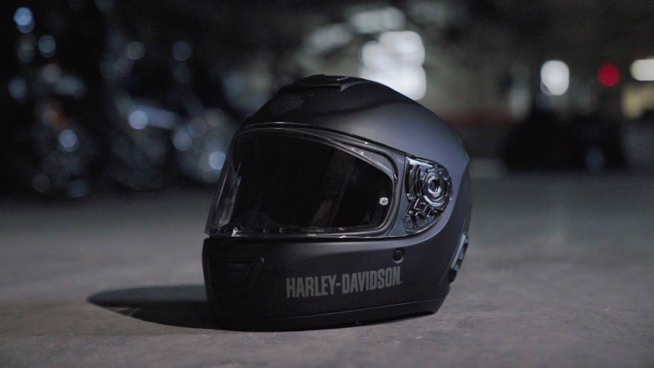 Best Full Face Helmets For Harley Riders 2020