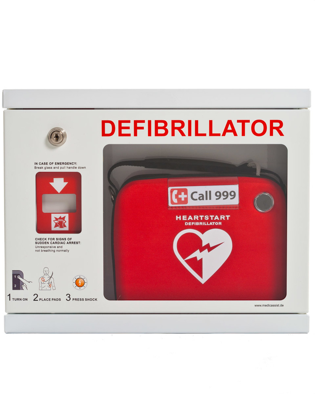 What is Defibrillator?