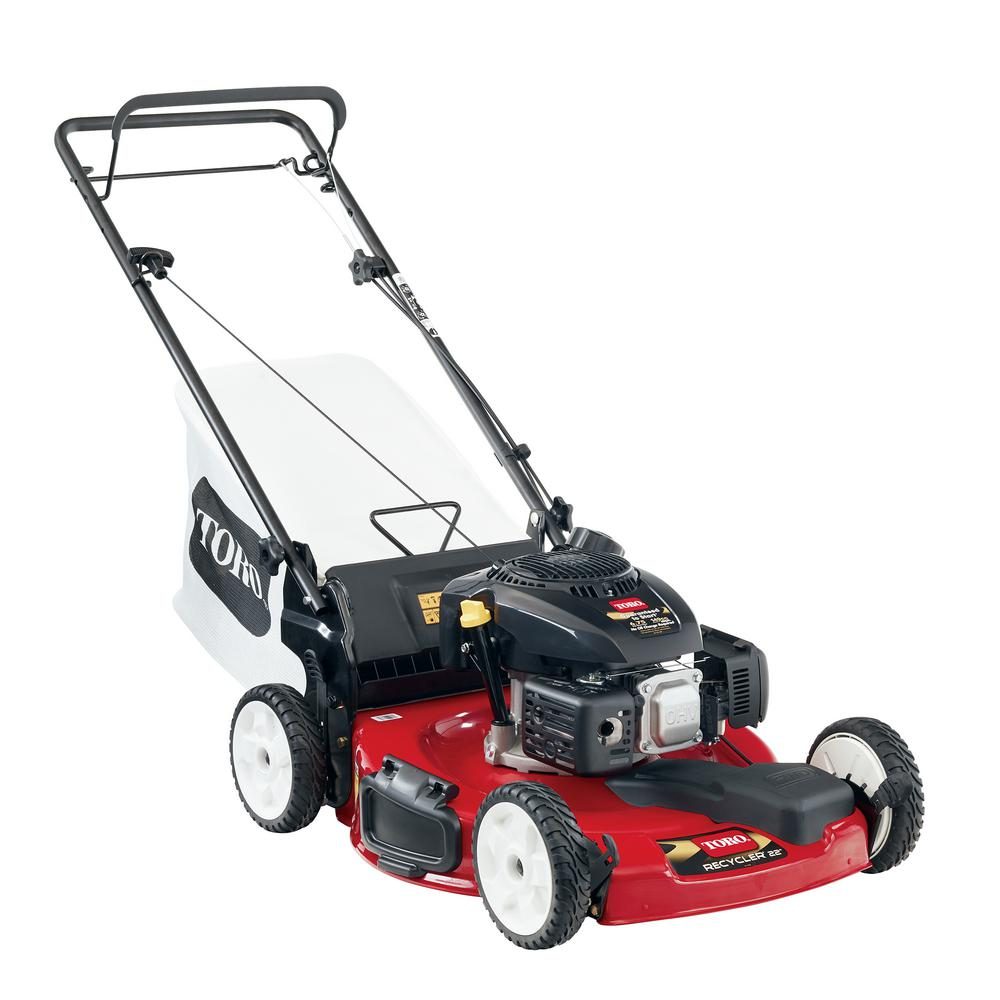 What are the Types of Lawn Mowers?