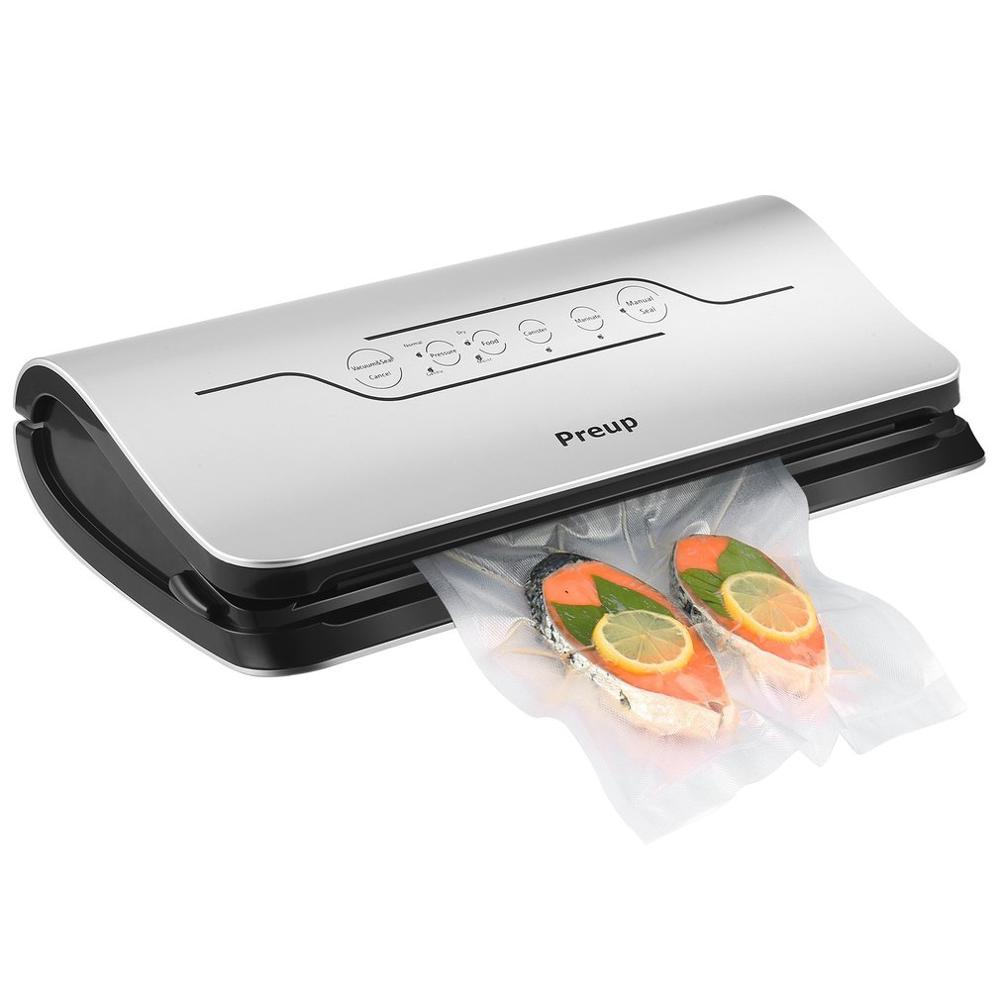 What are the advantages of a vacuum sealer?