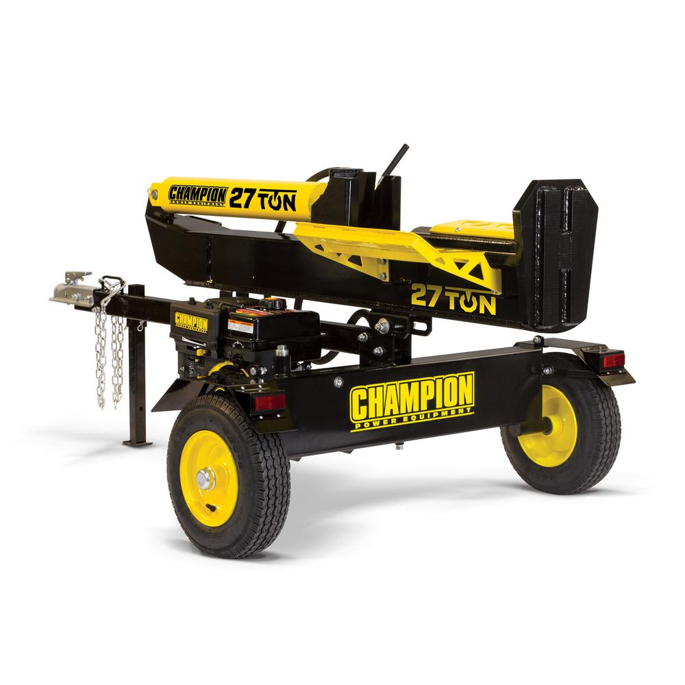 Best Log Splitters For The Money 2020