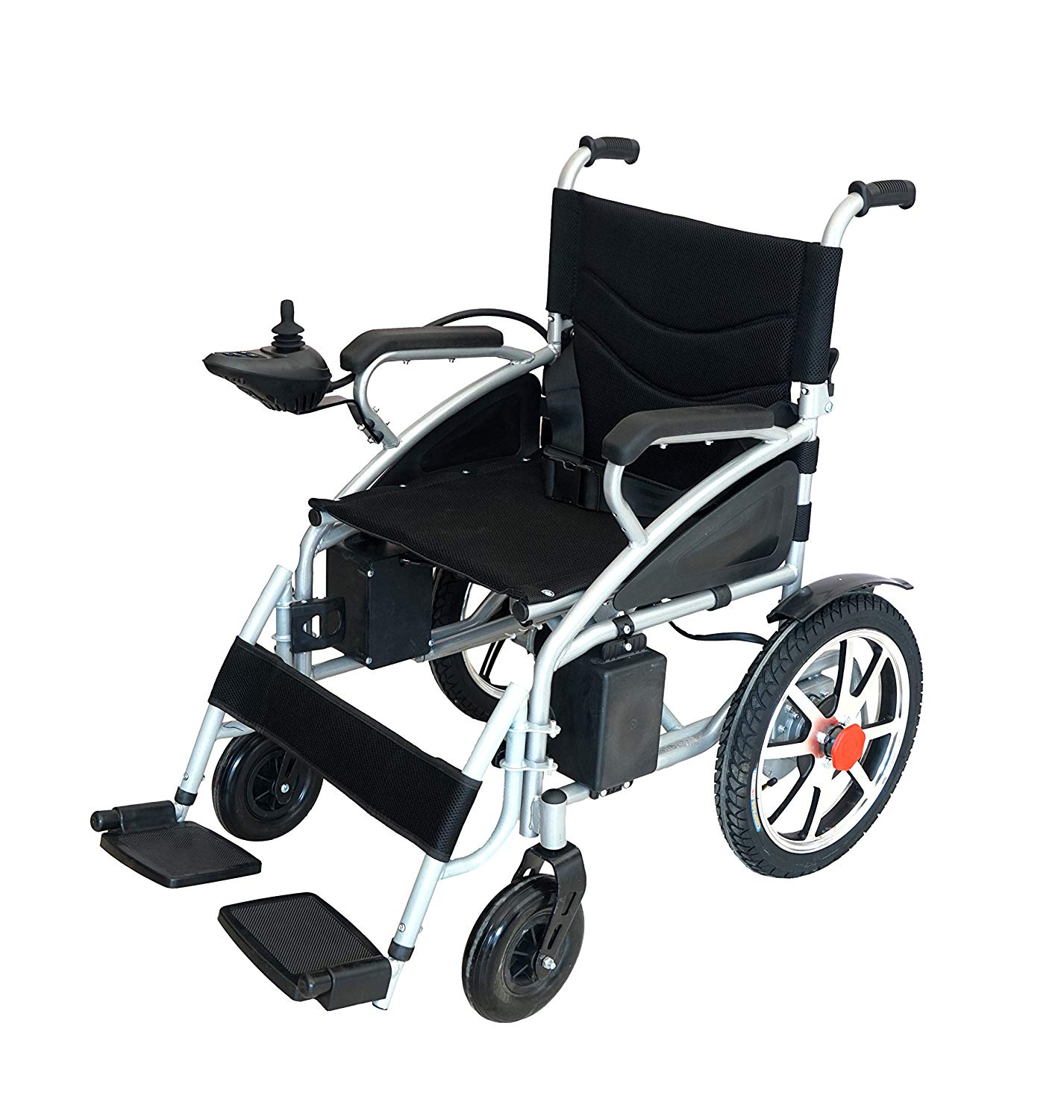 What is a power wheelchair?