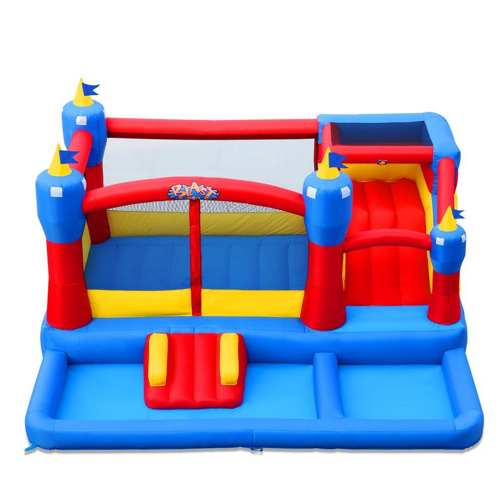 Advantages of bounce houses
