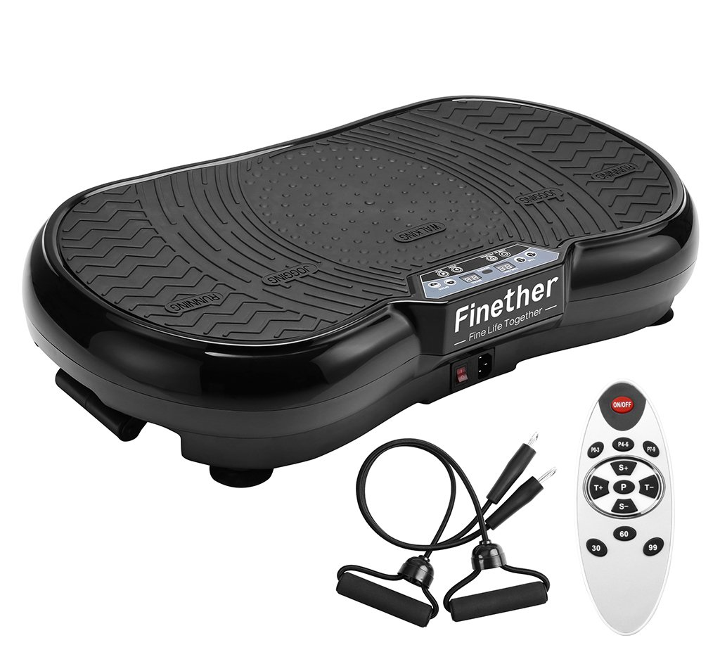 What is a vibration plate?