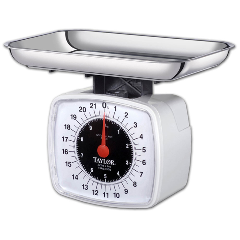 What is a food scale?