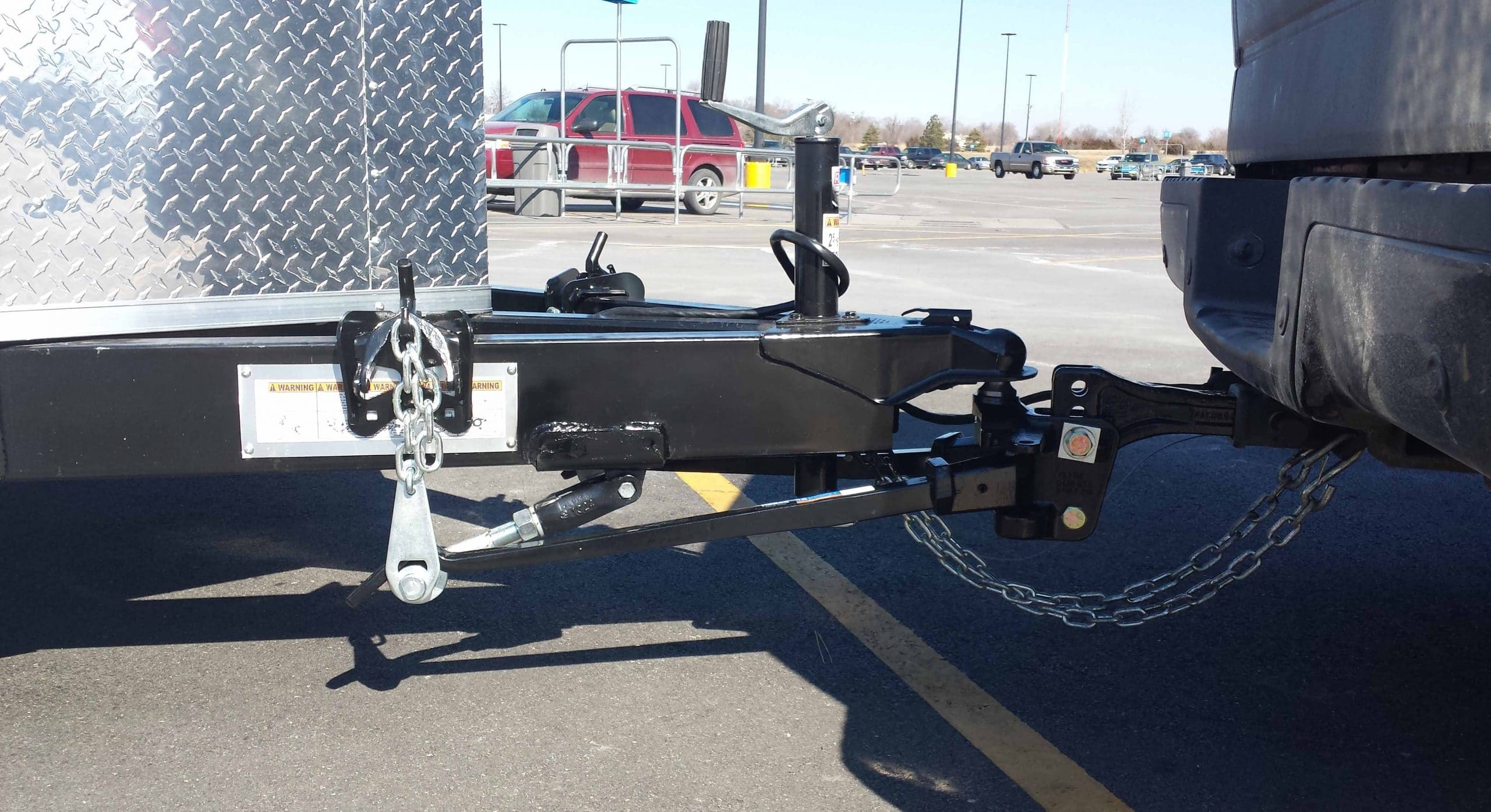 How To Hitch A Trailer Yourself?